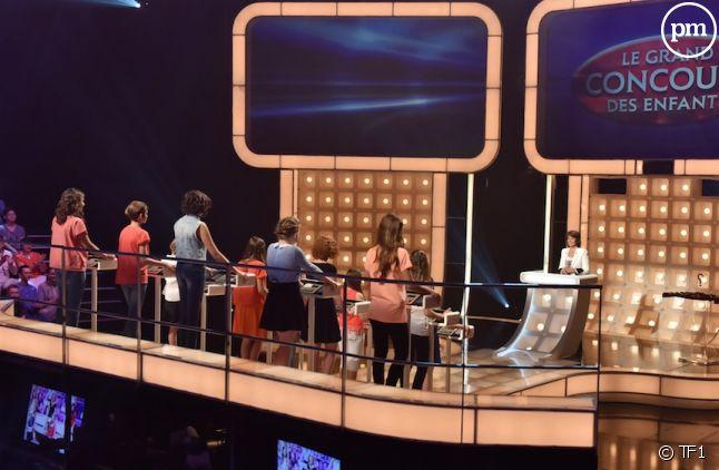 """""""Le Grand concours des enfants"""" sur TF1 le 29 août"""
