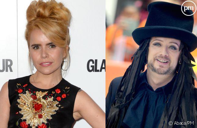 """Paloma Faith et Boy George bientôt dans """"The Voice UK"""""""