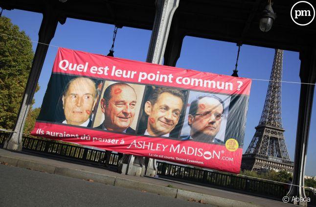 Une campagne en 2012 pour le site de rencontres.
