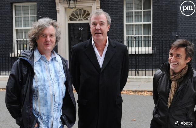 James May, Jeremy Clarkson et Richard Hammond