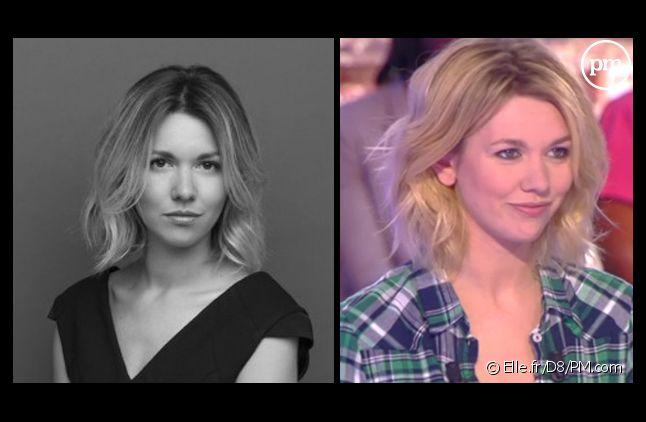 """Lauren Bastide, nouveau visage du """"Grand Journal"""" de Canal+."""