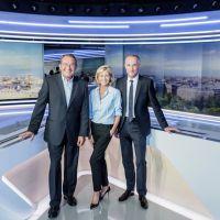 TF1 inaugure lundi le nouveau décor de ses journaux