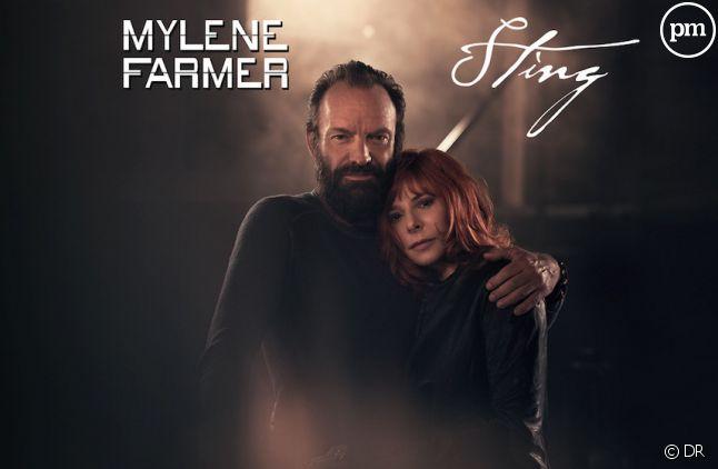 """Mylène Farmer et Sting dévoilent """"Stolen Car"""""""
