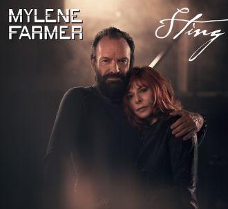 Mylène Farmer et Sting dévoilent 'Stolen Car'