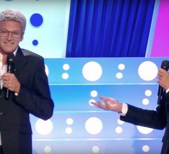 Marc-Antoine Le Bret imite Laurent Ruquier dans 'On n'est...
