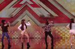 "Quatre soeurs philippines bluffent le jury du ""X Factor"" britannique"