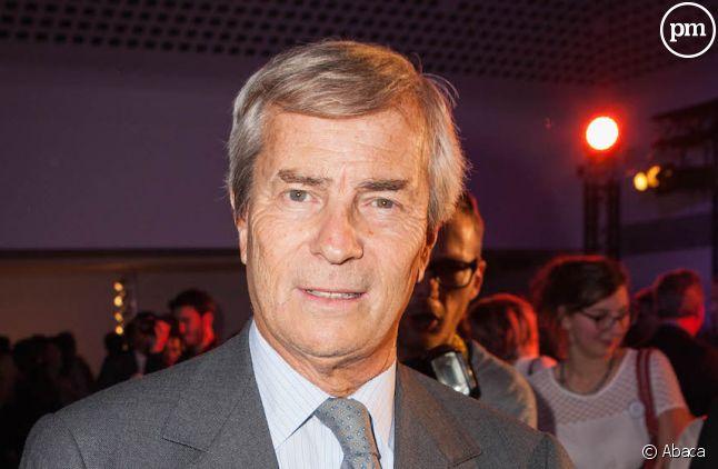L'industriel Vincent Bolloré