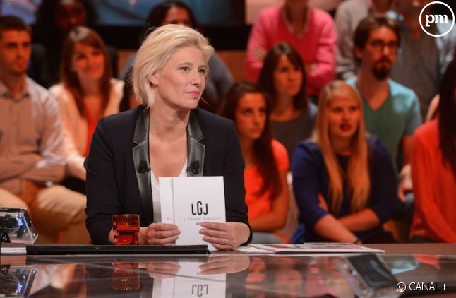 "Quelle audience pour le retour du ""Grand Journal"" ?"