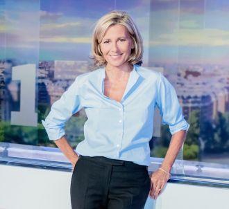 Claire Chazal quitte les JT du week-end de TF1