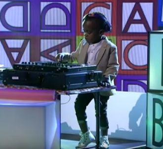 DJ de 3 ans à 'South Africa's Got talent'