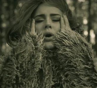 Adele dans le clip de 'Hello'