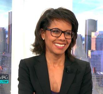 Audrey Pulvar, invitée de 'Médias le Mag, l'interview'