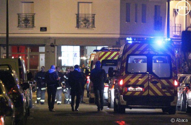 Paris attaquée cette nuit par une vague d'attentats.