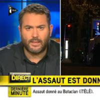 Attentats à Paris : iTELE renonce au direct pendant l'assaut du Raid au Bataclan
