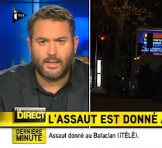 Attentats de Paris : ITELE renonce au direct pendant...