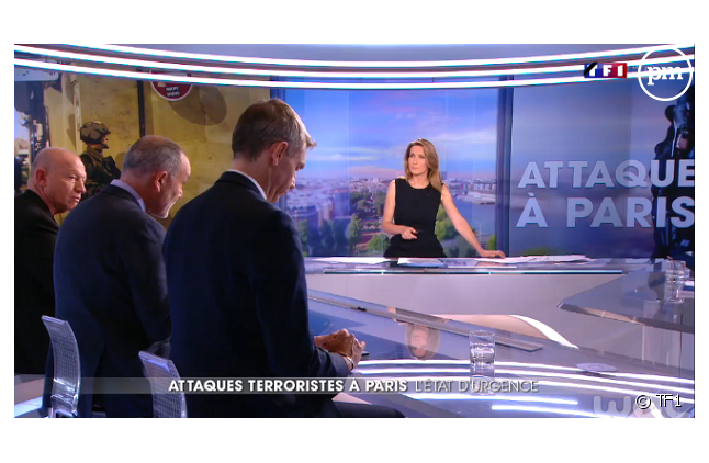 Capture d'écran de TF1