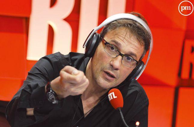 Julien Courbet à un bon niveau sur RTL.