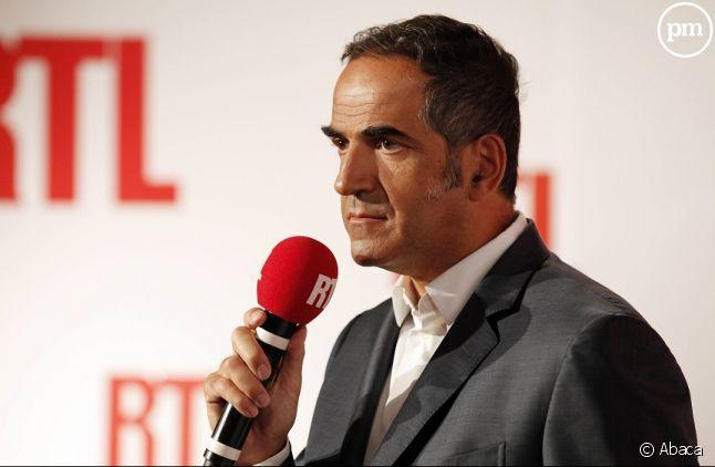 Christopher Baldelli, le patron de RTL.