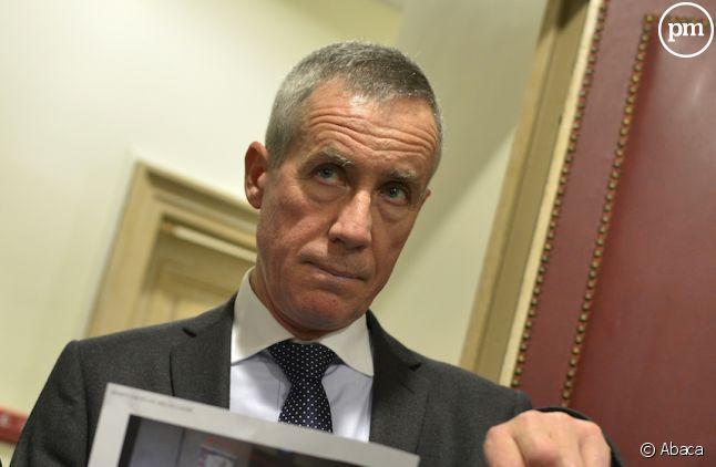 Le procureur de Paris, François Molins