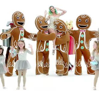 H&M recrute Katy Perry pour sa pub de Noël