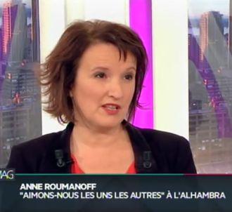 Anne Roumanoff raconte sa soirée du 13 novembre