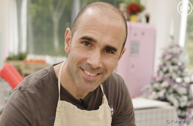 """Cyril dans """"Le Meilleur pâtissier'' 2015"""