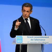 COP21 : Nicolas Sarkozy regrette qu'on ne parle que de ça dans les médias