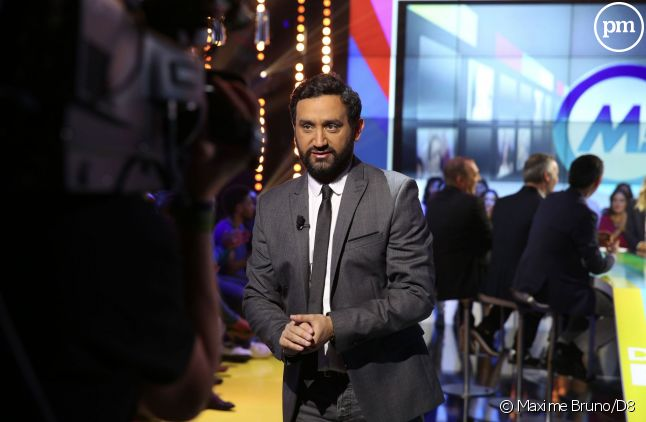 "Cyril Hanouna, nouveau producteur de ""La Grosse Emission""."