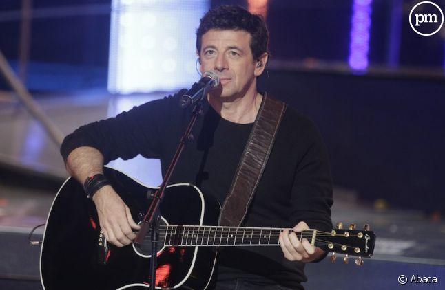 Patrick Bruel cinquième du Top Albums