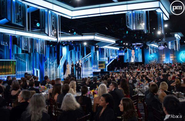 La cérémonie des Golden Globes