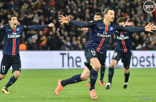 <span>Le </span><span>PSG</span><span> s'est imposé 2-1 face à Chelsea en huitième de finale aller de la Ligue des champions</span>