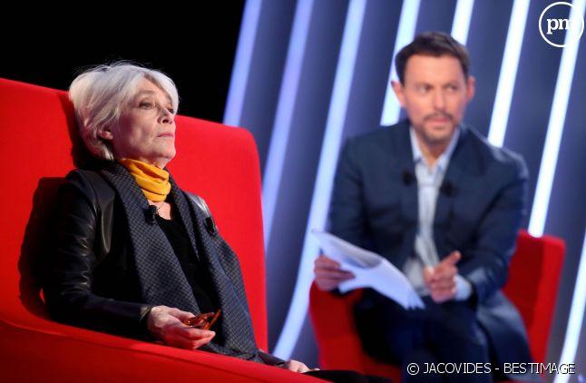 Françoise Hardy, sur France 3.