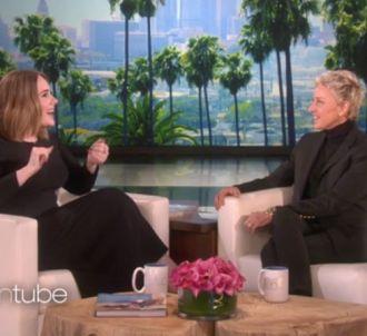 Adele revient sur le bug des Grammy Awards