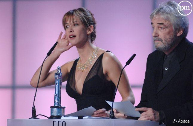 Andrzej Zulawski et Sophie Marceau en 2006