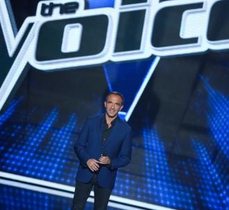 Nikos Aliagas dans 'The Voice'