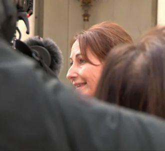 Ségolène Royal dans 'Le Supplément'.