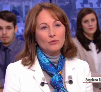 'Le Supplément', avec Ségolène Royal.