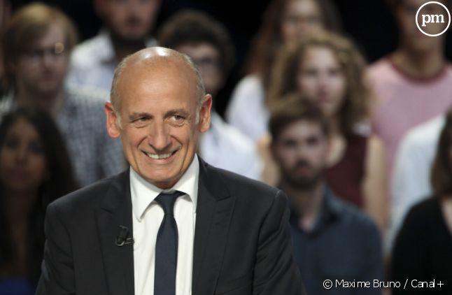 Jean-Michel Aphatie, nouvelle voix d'Europe 1 dès lundi.