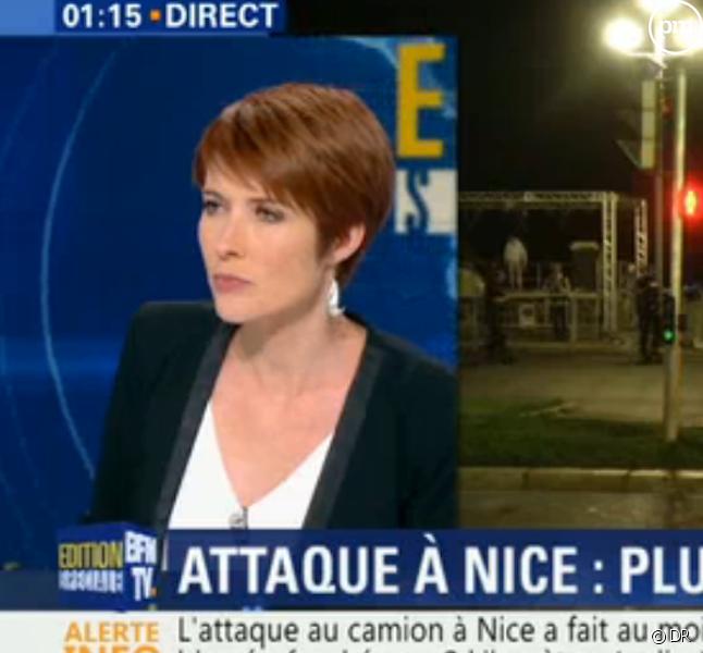 BFMTV en édition spéciale après l'attentat de Nice