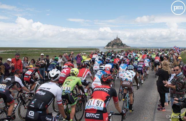 Le Tour de France sur France 2