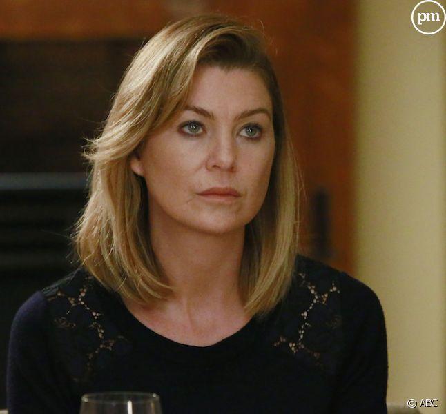 """Ellen Pompeo reste dans """"Grey's Anatomy"""" à cause de son âge"""