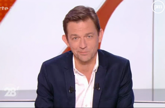 Le journaliste Renaud Dély.