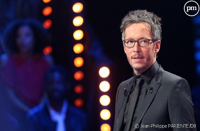 """Jean-Luc Lemoine anime """"Guess my age"""" sur D8"""