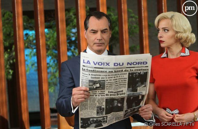 """""""Les petits meurtres d'Agatha Christie"""" sur France 2"""