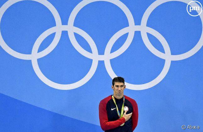 Michael Phelps, roi des Jeux Olympiques 2016