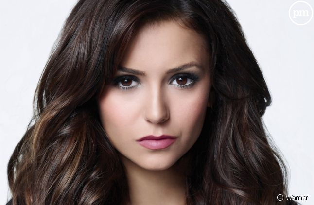 "Nina Dobrev dans ""The Vampire Diaries"""