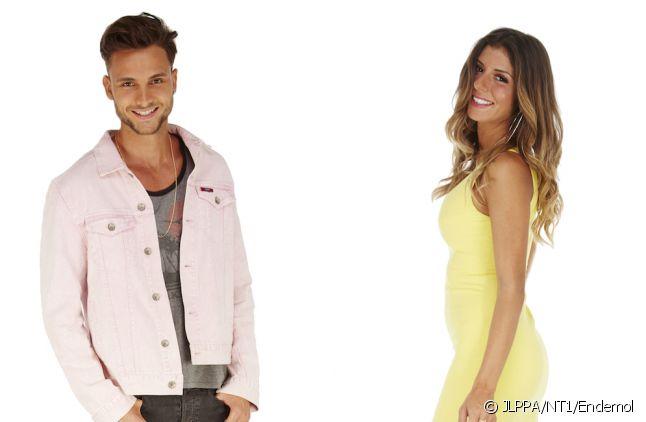"""Bastien et Sarah dans """"Secret Story"""" 10"""