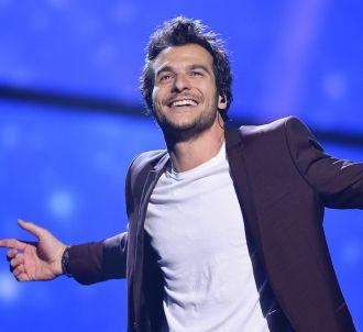 Amir à l'Eurovision en mai 2016