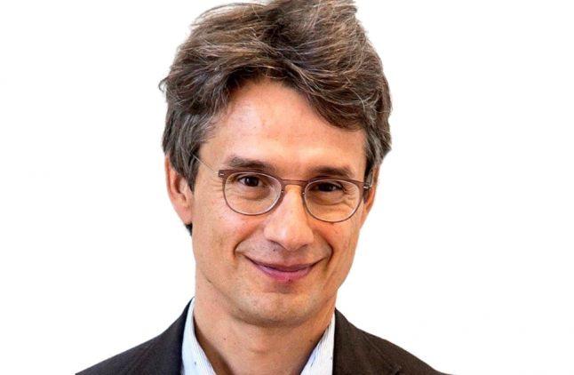 Bruno Patino, ex-dirigeant de France Télévisions.