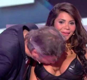 La séquence du baise de Jean-Michel Maire sur le sein...